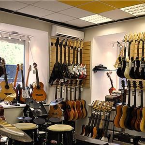 Музыкальные магазины Чистополя
