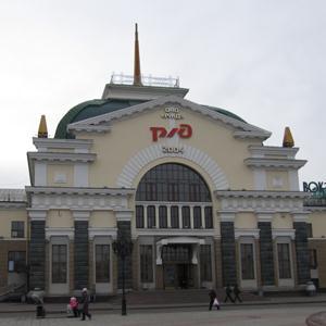 Железнодорожные вокзалы Чистополя